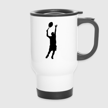 tennis - Travel Mug