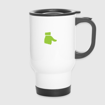 green thumb ! - Travel Mug