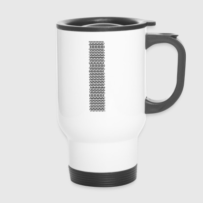 triangle - Mug thermos
