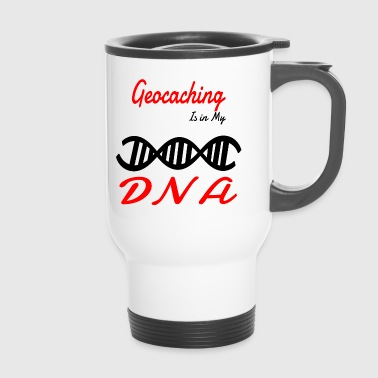 In My DNA DNS Hobby Fun Geocaching - Termosmugg