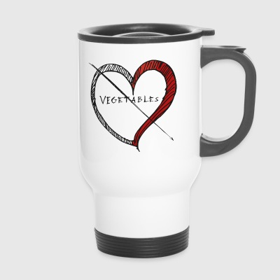 vegetables - Travel Mug