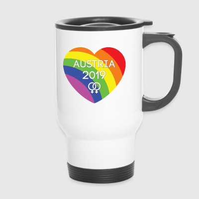 Marry from 2019 in Austria - Girl Edition - Travel Mug