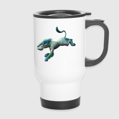 Mysterious animal - Travel Mug