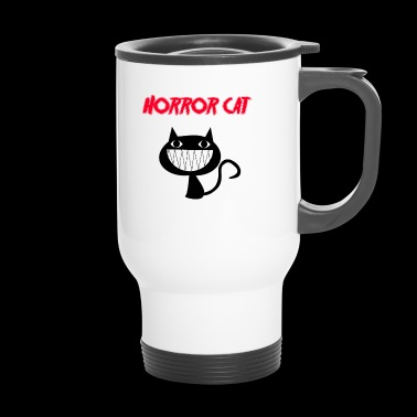 Horror Cat - Tazza termica