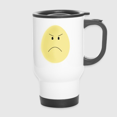 egg - Travel Mug
