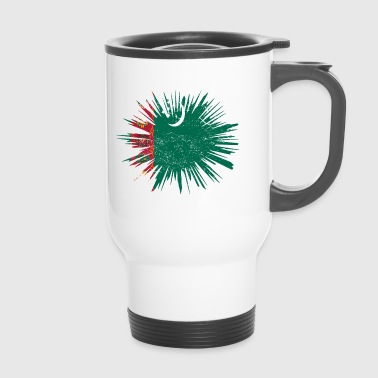 Regalo Splatter Country Roots Turkmenistan - Tazza termica