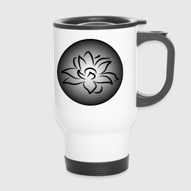 lotusblüte - Travel Mug