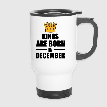 Birthday in December - Travel Mug