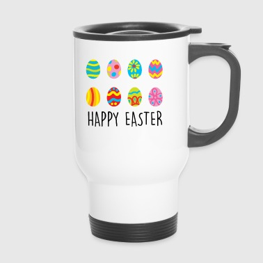 Happy Easter - Happy Easter - Travel Mug