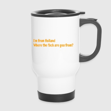 Holland - Travel Mug
