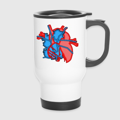 Boat in the Heart - Travel Mug