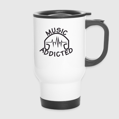 MUSIC_ADDICTED-2 - Thermobecher