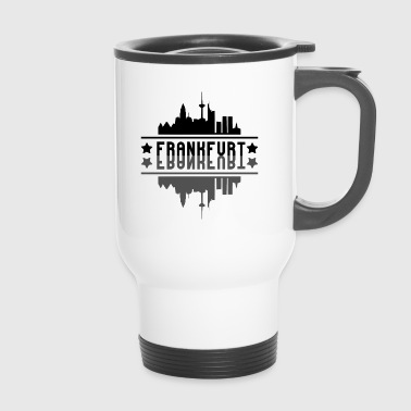 Frankfurt skyline - Travel Mug