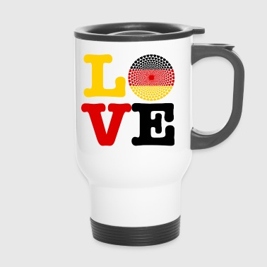 COEUR ALLEMAGNE - Mug thermos