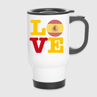 SPAIN HEART - Travel Mug