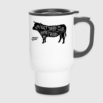Go Vegan - Travel Mug