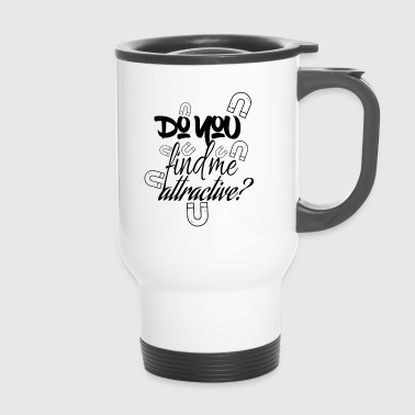 First sight attraction - Travel Mug