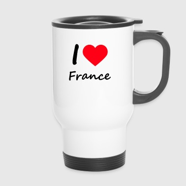 IloveFrance - Travel Mug