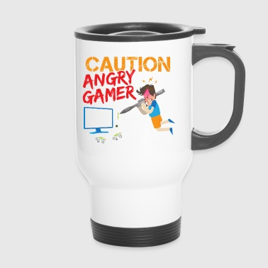 ANGRY GAMER - Thermobecher