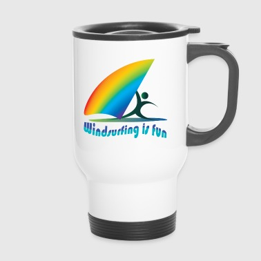 Windsurfing  - Travel Mug