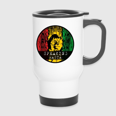 Reggae lion - Travel Mug
