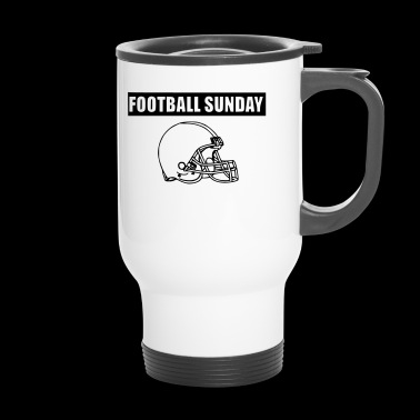 FOOTBALL SUNDAY - Thermobecher