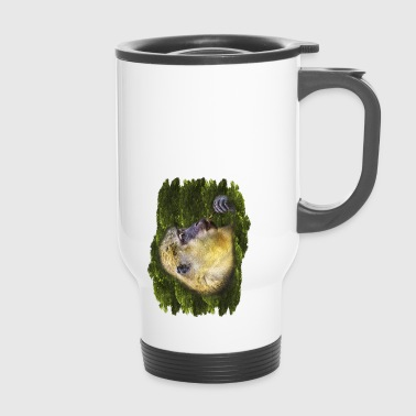 Monkey - Travel Mug