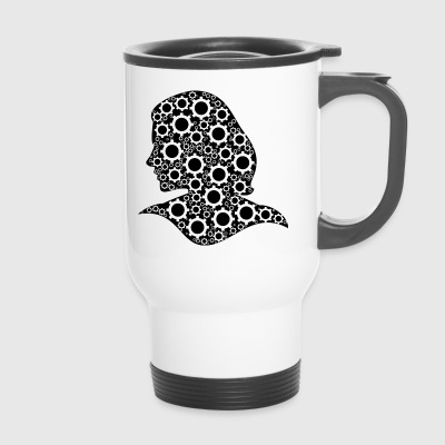 Female - Travel Mug