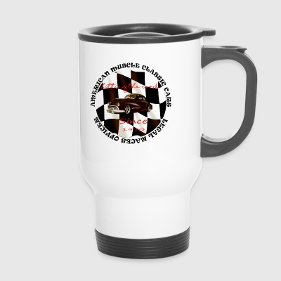 american muscle cars - Travel Mug