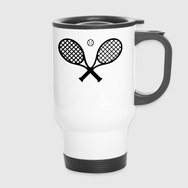 Tennis - Thermobecher