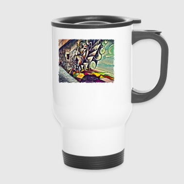 Street Art Gap - Travel Mug
