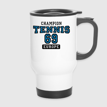 2541614 15794176 Tennis - Travel Mug