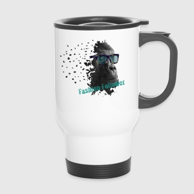 Gorilla fashion - Travel Mug
