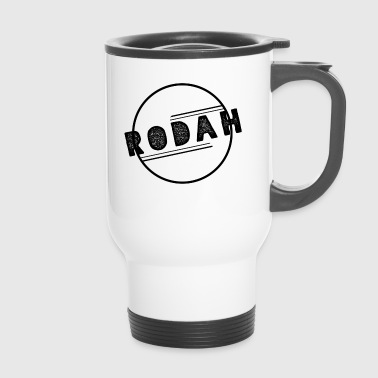 RODAH Black - Travel Mug