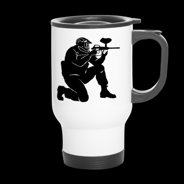 Paintball - Travel Mug