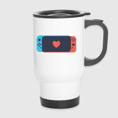 Changer d'amour - Mug thermos