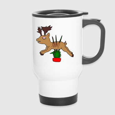 Spicy stag - Travel Mug