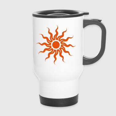 The Sun - Travel Mug