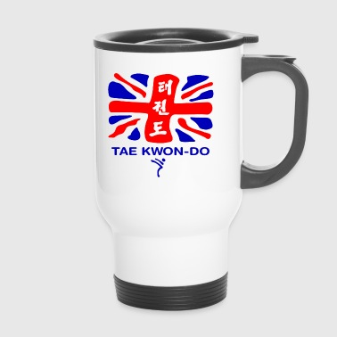 British Taekwondo - Travel Mug
