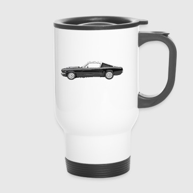 Muscle Car - Mug thermos