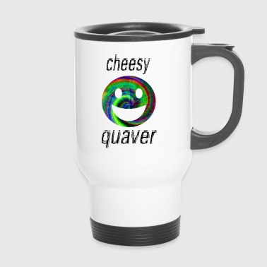 cheesy quaver - Travel Mug