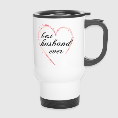 Proud of my husband. Everyone should see it! - Travel Mug