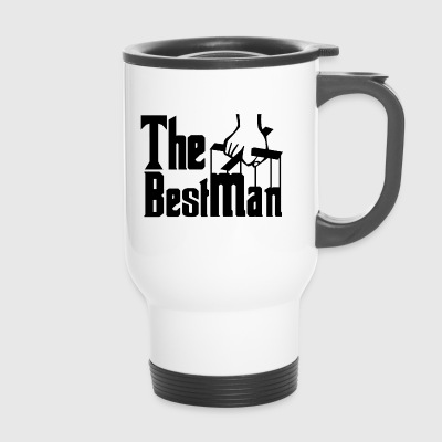 The Best Man. Stag Night. Stag Party. Bestseller. - Travel Mug