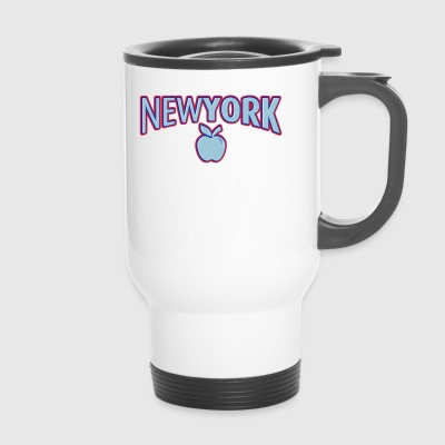 New York 2 - Mug thermos