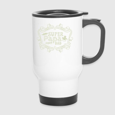 Super Papa (H) - Travel Mug