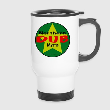 Northern Dub Mystic Logo - Mug thermos