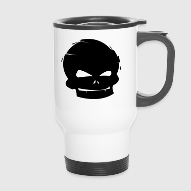 head - Travel Mug