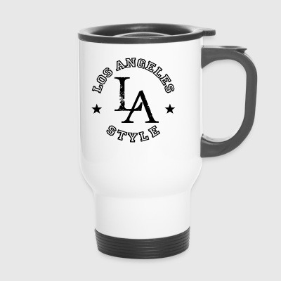 Los Angeles - LA Style - Danse shirt - Mug thermos