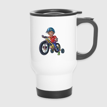Little biker - Travel Mug