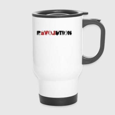 Revolution & Love - Travel Mug